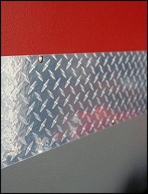 Diamond Plate Vinyl Sheet Roll Decal