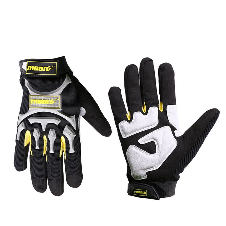 ==> [Free Shipping] Buy Best 2015 New Outdoor Motocross Bike Cycling Gloves Breathable Men Women Slip Shockproof Full Finger Gloves Guantes Ciclismo invierno Online with LOWEST Price | 32514833692
