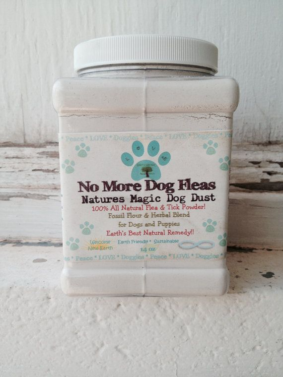 Natural Soaks For Dogs With Flea