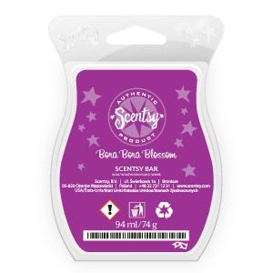 Bora Bora Blossom Scentsy Bar -  Get lost in a balmy combination of succulent island fruits and lush orchid, balanced with a kiss of fresh, green violet leaf. To get all our scentsy special offers sign up to our monthly newsletter, just click this link http://www.wickfreecandles.net/freescentsynewsletter.html