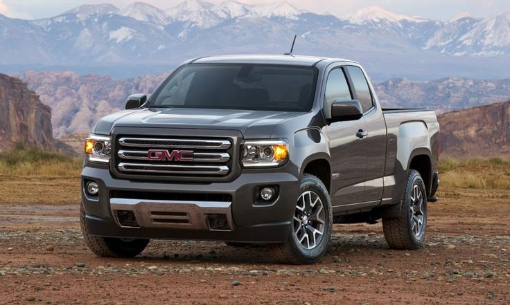 2015 GMC Canyon and Chevy Colorado specs, photos and information - Autoweek