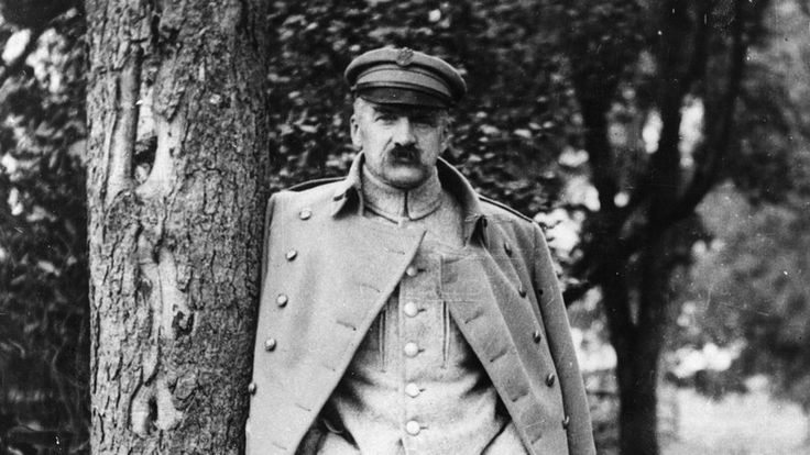 Józeł Piłsudski, fot. Getty Images/FPM