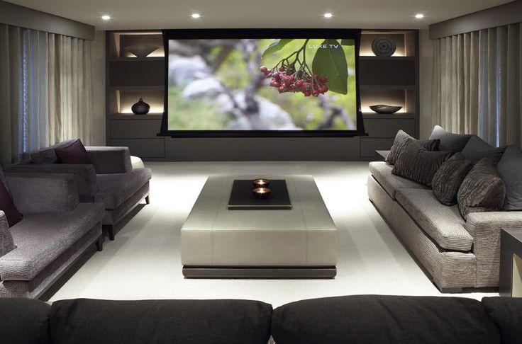 بالفيديو: تصاميم مميزه لغرفة التلفزيون