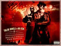 Talib Kweli + Hi-Tek Reflection Eternal Revolutions Per Minute (Digital Booklet)