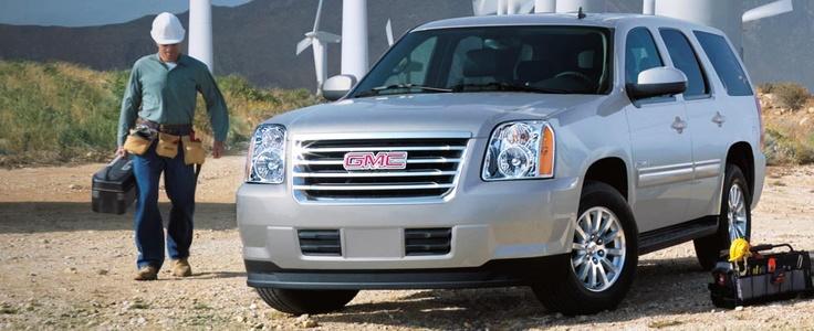 2013 #GMC #Yukon XL Exterior Photos | Full Size SUV | GMC