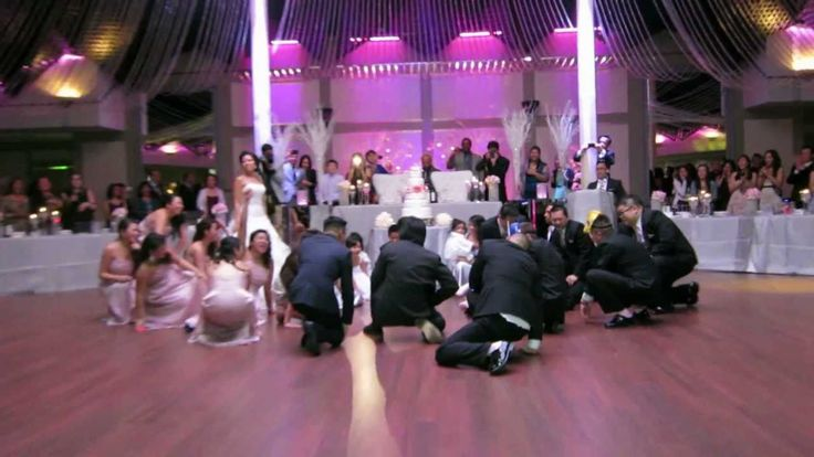 The Best Songs For The Grand Entrance Of The Wedding Party: Wedding Party Entrance - Harlem Shake