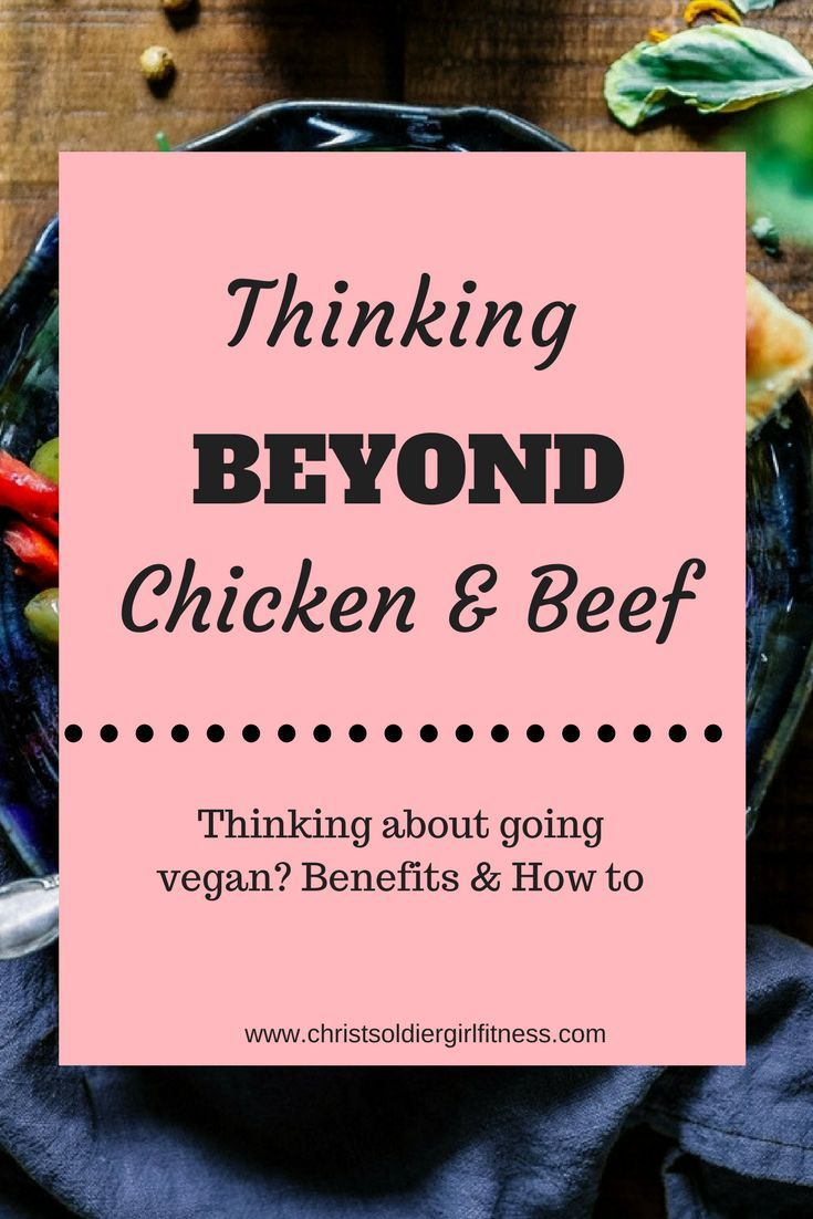 Thinking Beyond Chicken and Beef: A Nutritional Resume That Meats Can't Match CsgFitness | Fitness, Nutrition, Motherhood + Lifestyle Blog