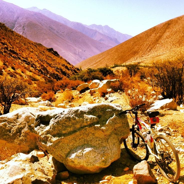 """Saludos compedales!! Desde el Valle del Elqui """"Pura energía pedalera""""  #pedalearesdivertido"""
