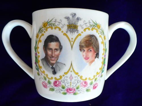 The Wedding Souvenirs Prince Charles Lady Diana
