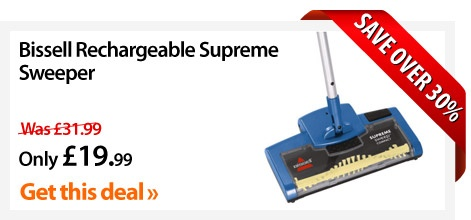 Bissell Rechargeable Sweeper