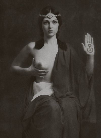 Remarkable, the Aleister crowley sex magick