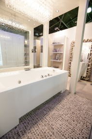 A multi-functional bathroom design