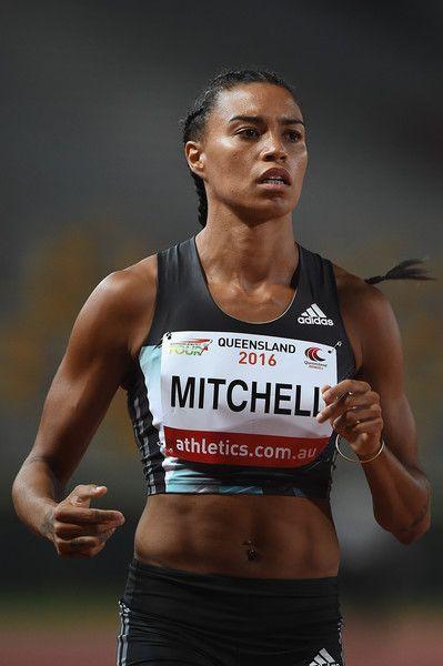 Morgan Mitchell Australian Track Olympian