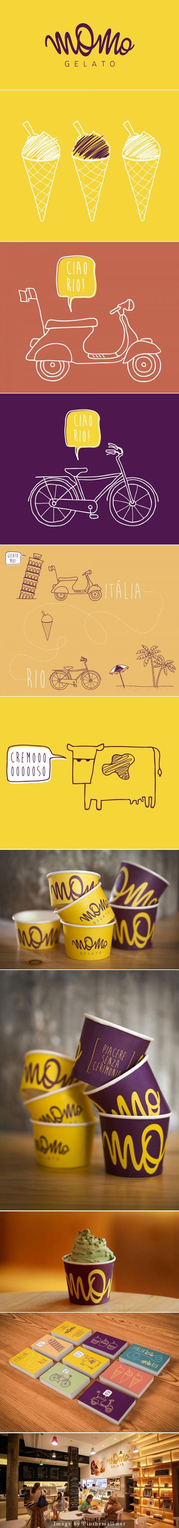 mas helados para nuestro muro y son marca momo