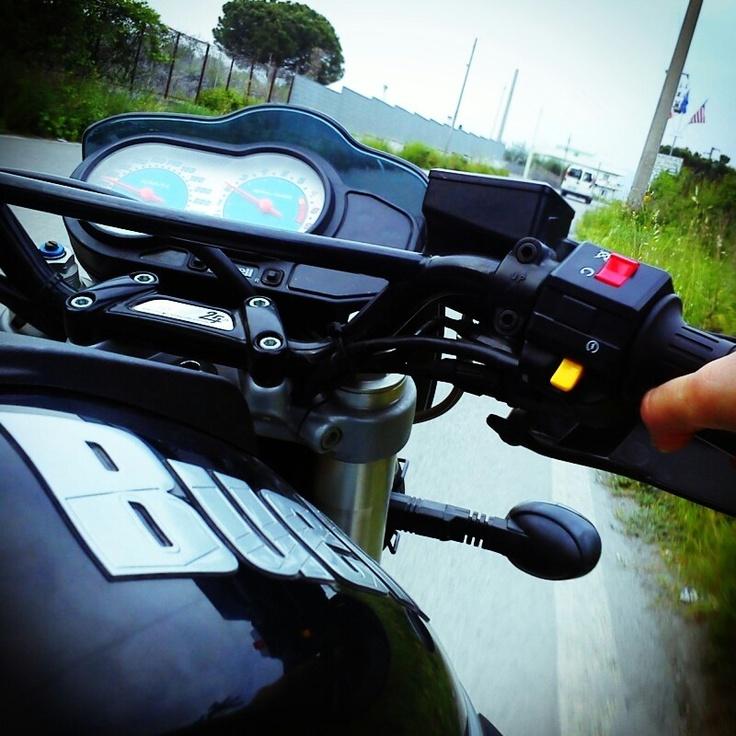 Vita da motociclista #buell #motorbike #moto #travel