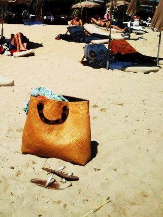 My Saint Tropez style - Tahiti beach