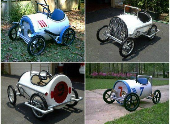 Plastic Drums South Africa: How to Build a Soap Box Derby Dream