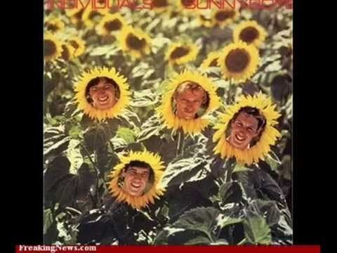 THE SUNNYBOYS -  TUNNEL OF MY LOVE