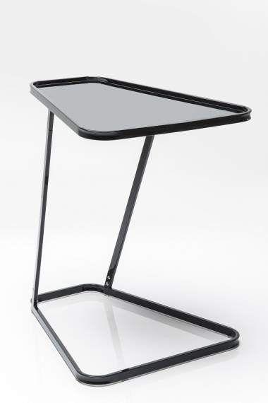 189 KARE Design :: Stolik Trapeze Black