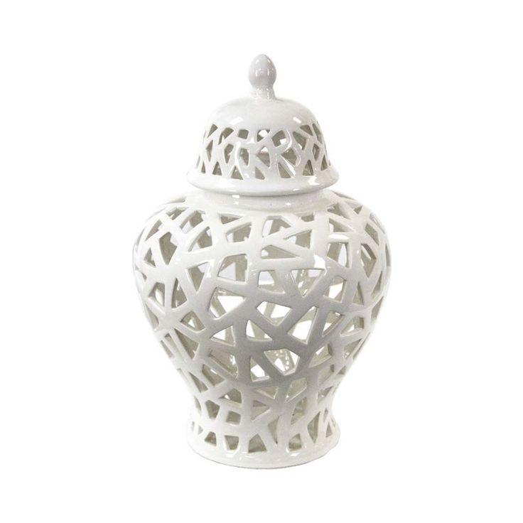 Pierced Temple Jar | Wayfair.ca