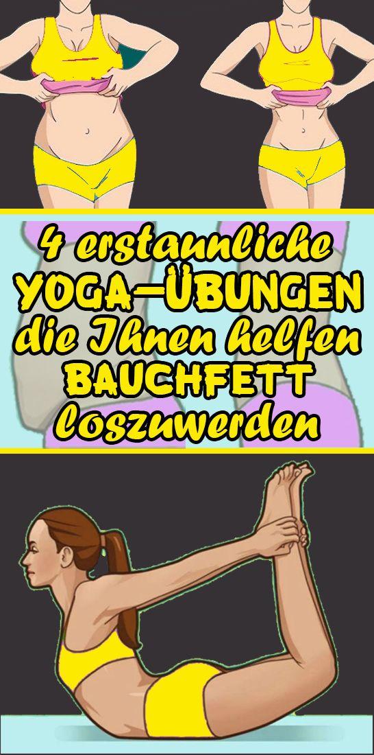 4 erstaunliche Yoga-Übungen, die Ihnen helfen, Bauchfett loszuwerden – Dieter Fried
