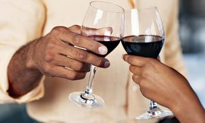 Groupon - Wine Tasting for Two with Take-Home Bottle of Wine or Four Bottles of Wine at Rev Winery (Up to 77% Off) in Covina. Groupon deal price: $29