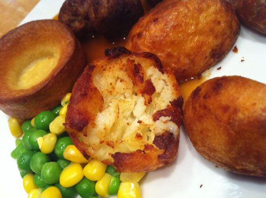 The best roast potatoes ever