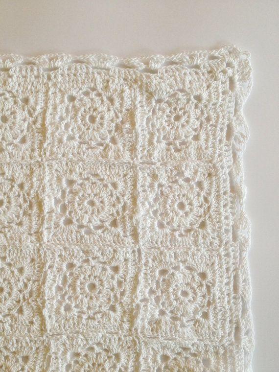18 best images about mantas tejidas on pinterest - Patrones de mantas a crochet ...
