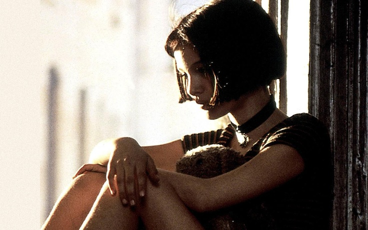 brunettes women movies actress Natalie Portman Leon The Professional people  / 1280x800 Wallpaper