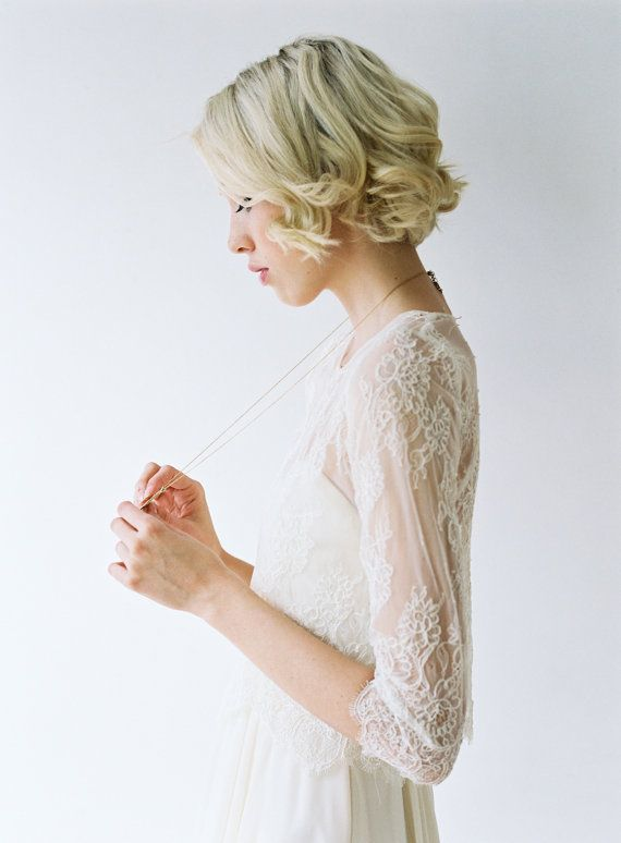Hey, I found this really awesome Etsy listing at https://www.etsy.com/listing/204985685/klara-blush-chiffon-with-removable-lace