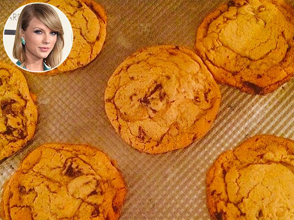 Taylor Swift Loves Anne Burrell Chocolate Chip Cookie—Get the Recipe - Great Ideas : People.com