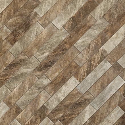 Ragno Barnwood Blend Glazed Porcelain Wood Look Floor And