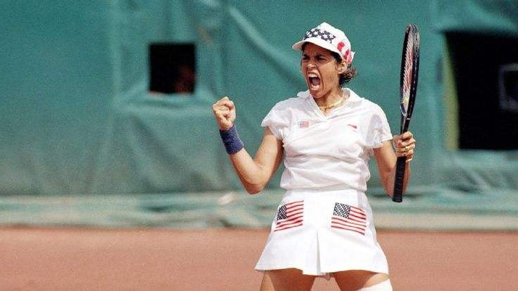 espnW -- Gigi Fernandez reflects on trailblazing career after being voted 10th most influential Hispanic sportswoman of all time