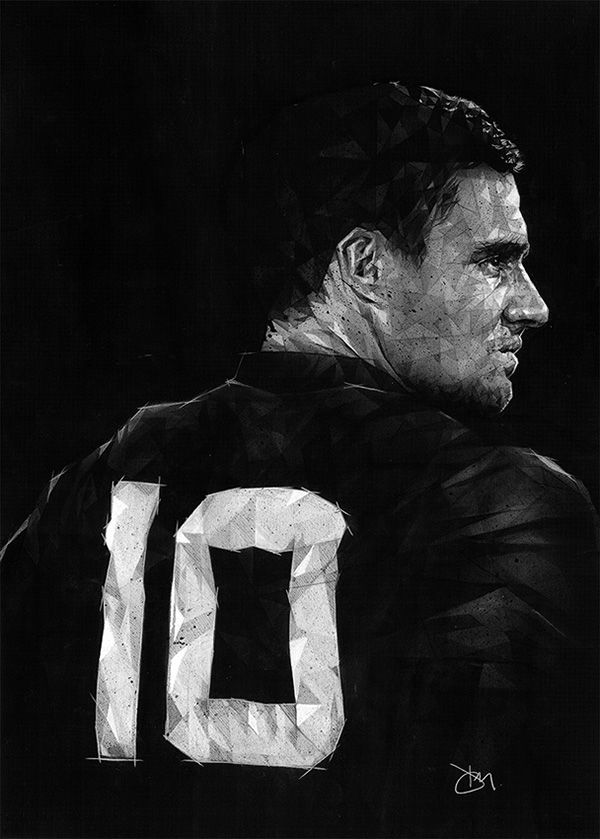 Commission from Adidas Rugby to produce original artwork for three of the rugby star from All Blacks rugby team - Aaron Smith, Kieran Read and Dan Carter. This artwork was given away to three lucky winners in three separate online competitions featured on…