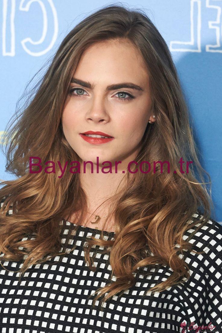 Koyu Kumral Saç Modelleri Asilliğin Rengi - http://www.bayanlar.com.tr/koyu-kumral-sac-modelleri-asilligin-rengi/
