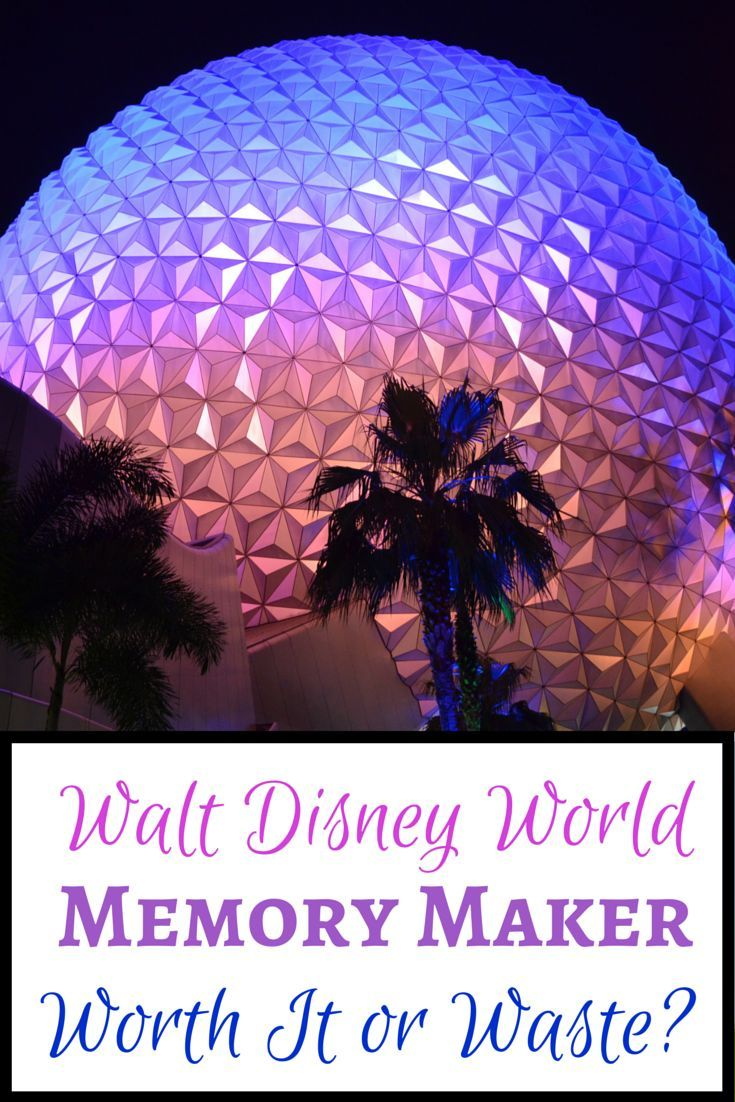 Walt Disney World Memory Maker Review: Worth It or Waste of Money? - Evaluating Disney's newest PhotoPass service.