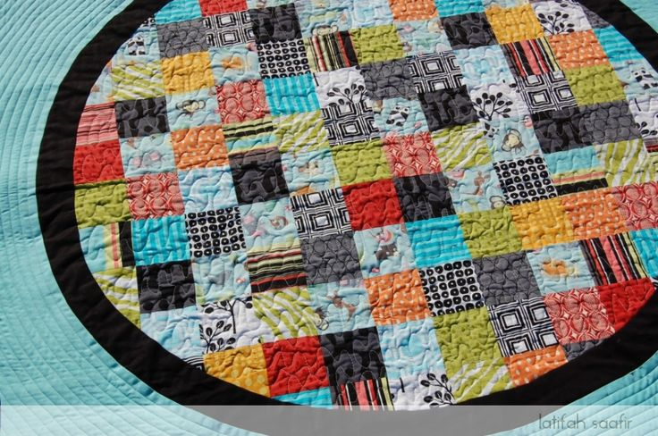 The Quilt Engineer » Bold, Modern, Timeless Quilts by Latifah Saafir » page 10