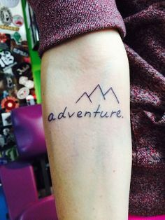 #Adventure takes on the skin … – ?i