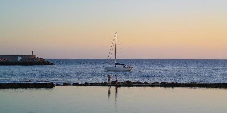 Reiseguide | Gran Canarias ettermiddagsbris #Spania #GranCanaria
