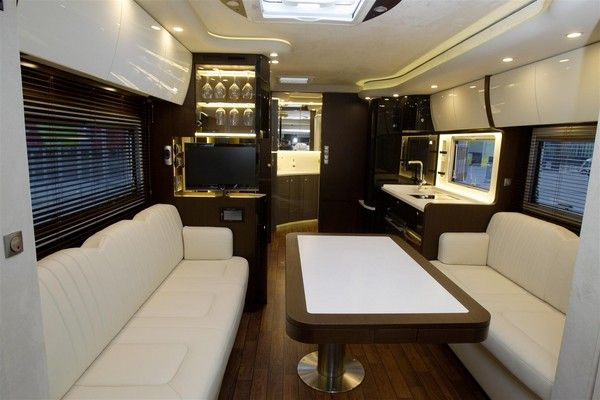 Concorde motorhomes unveils Centurion 1200 German motorhome - DoityourselfRV.com - ideas and advice for campers