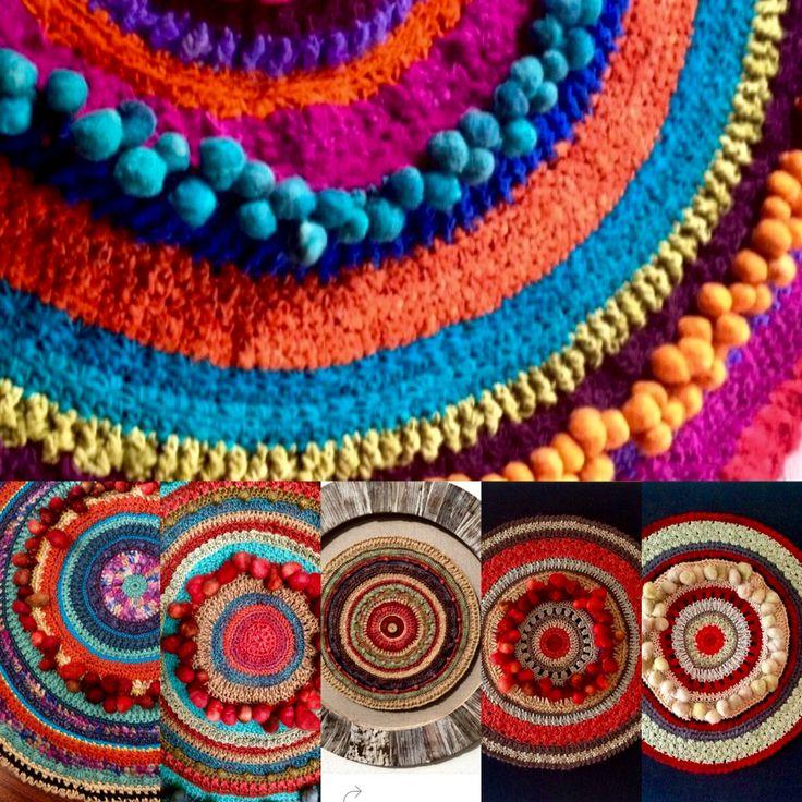 Crochet Mandalas!
