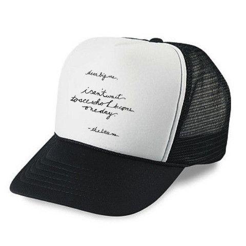 DEAR BIG ME - KIDS TRUCKER HAT