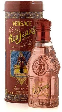 VERSACE - RED JEANS #Perfume #Itarian My new favourite perfume... <3