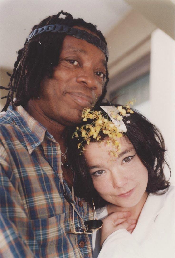 Milton Nascimento e Björk