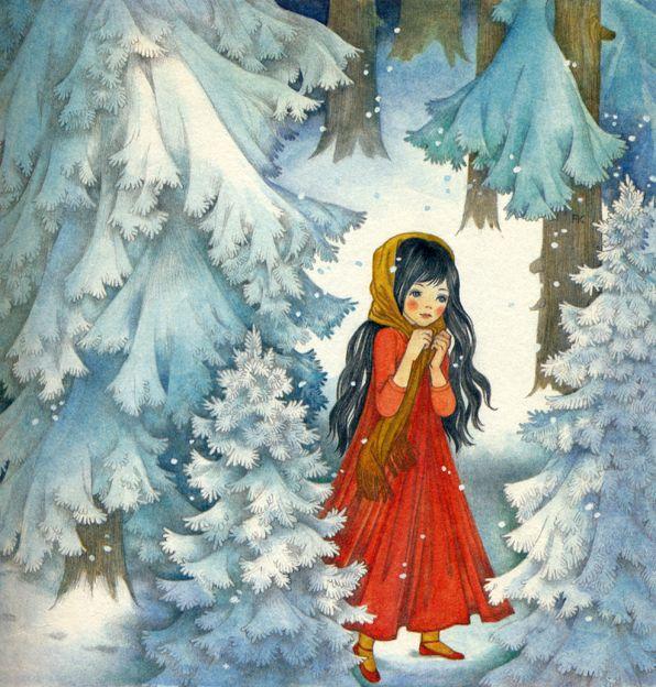 Felicitas Kuhn – Schneewittchen
