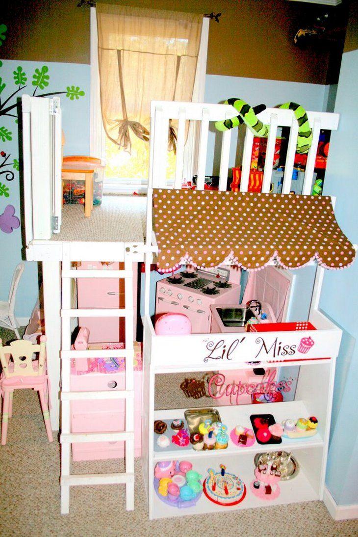 Amazing Loft Playroom Part 60