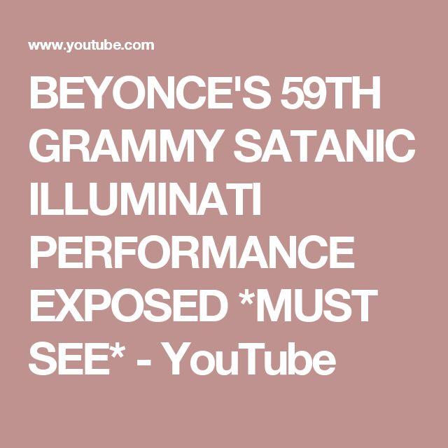 Lucifer Jay Z Youtube: Best 25+ Illuminati Beyonce Ideas On Pinterest