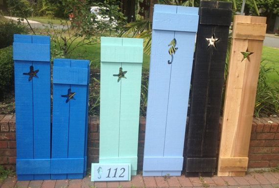 Hey, I found this really awesome Etsy listing at http://www.etsy.com/listing/170829197/shutters-exterior-interior-shutter-one