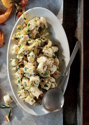 Insalata di Polpo (Octopus Salad) Recipe - Saveur.com