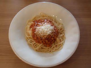 Jak vařím doma: Milánské špagety